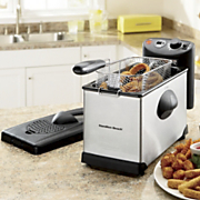 12 cup Deep Fryer By Hamilton Beach