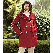 Womens Wool Blend Royal Academy Jacket