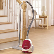 Up Down and All Around Canister Vac By Panasonic