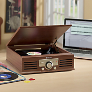 Pc Link Turntable