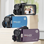 1080p Hd Camcorder By Hewlett Packard