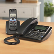Corded cordless Bluetooth Phone By Motorola