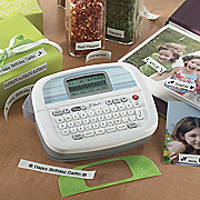 Simply Stylish Personal Labeler By Brother