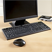 Wireless Keyboard And Mouse Bundle