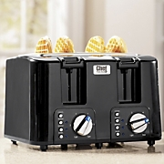 4 slice Toaster By Chef Tested