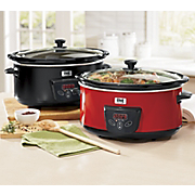 65 qt Digital Slow Cooker By Chef Tested