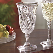set of 4 jewelite water glasses