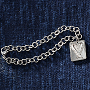 Stainless Steel watch Over Me Wings Bracelet