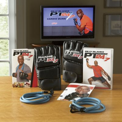 Billy Blanks Pt 24 7 Exercise Program   As Seen On Tv