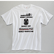 Monkey Wrench Tee