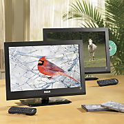 22 Class and 22 Class With Dvd Player Led 1080p Hdtv By Rca