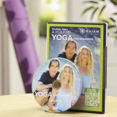 Rodney Yees Am pm Yoga Dvd