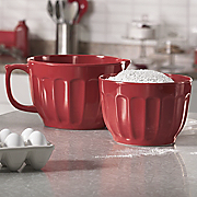 4 pc Mixing Bowl Set
