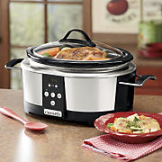 Designer Series 6 qt Slow Cooker By Crock pot