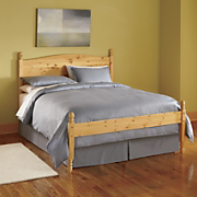 Solid Pine Complete Bed Sets