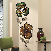 Wall Flower Accents