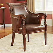 Classic Wooden Arm Chair