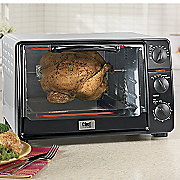 Chef Tested Convection rotisserie toaster Oven By Montgomery Ward