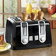 Cool touch 4 slice Toaster By Black and Decker