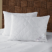 Sleep Connection 2 pack Memory Foam Cluster Pillows By Montgomery Ward