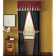 Tokyo Nights Valance And Panel Pair