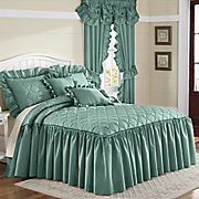 mayfield bedspread sham and pillow