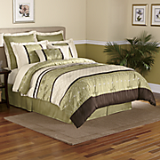 dahliah bed set valance panel pair