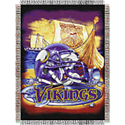 NFL Tapestry Throws