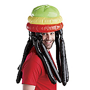 Inflatable Head Costume