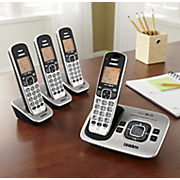 cordless phone system and extra handset by uniden