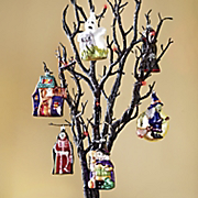 6 pc Ornament Set