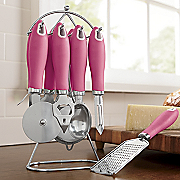 8 Piece Hanging Utensil Set