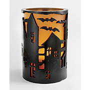 Flameless Halloween Candle