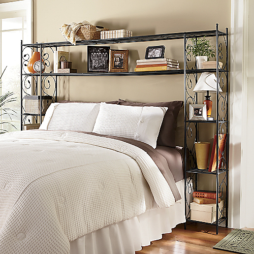 Pictures Of Fingerhut Bedroom Furniture. Bed With Tv In Footboard ...