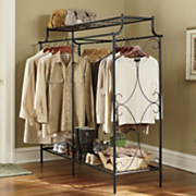 Double Hanging Rack