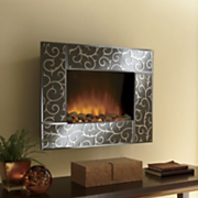 Mirror Fireplace