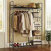 Scroll Clothes Organizer