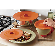 Rachael Ray 3 pc Top This Suction Lid Set