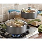 Paula Deen Hard anodized Nonstick Saute Pan