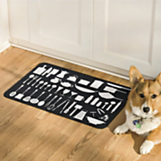 Kitchen Utensil Mat