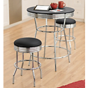 3 pc Retro Bistro Set