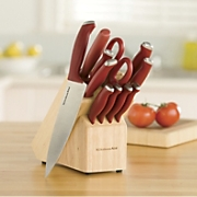12 pc Kitchenaid Cutlery Set