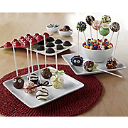 Cake Pops Baking Pan And Sticks
