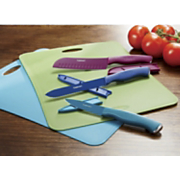 8 pc Cuisinart Knife and Mat Set