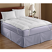 Sensorpedic Executive Topper With 2 Pillows