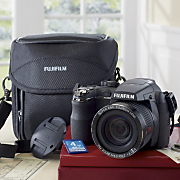 Fujifilm - Kit de c�mara digital de 14 Mp