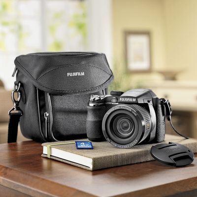 14 Mp Digital Camera Bundle By Fujifilm