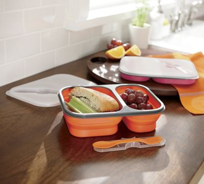 Collapsible Eco Lunch Box