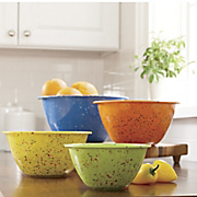 Set Of 4 Confetti Bowls 1