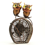 Swivel top Animal Fan
